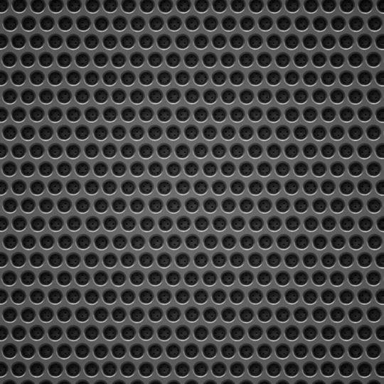 Pola Hitam metal Android SmartPhone Wallpaper