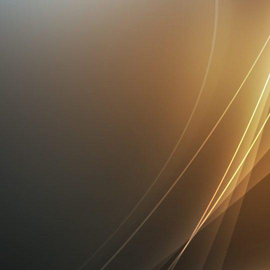 Pola Hitam Kuning Android SmartPhone Wallpaper