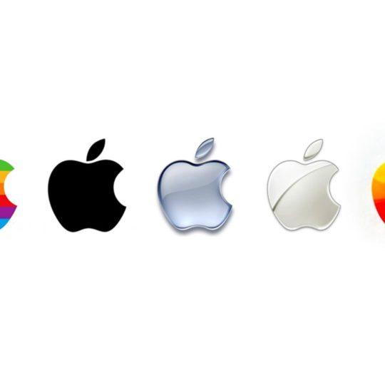 Download 700 Wallpaper Apple Kaca Putih  Terbaik