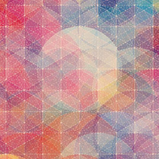 pola ungu Android SmartPhone Wallpaper
