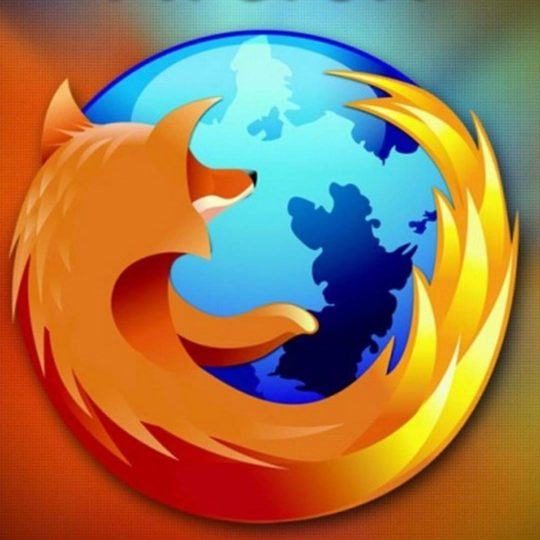 logo Firefox Android SmartPhone Wallpaper