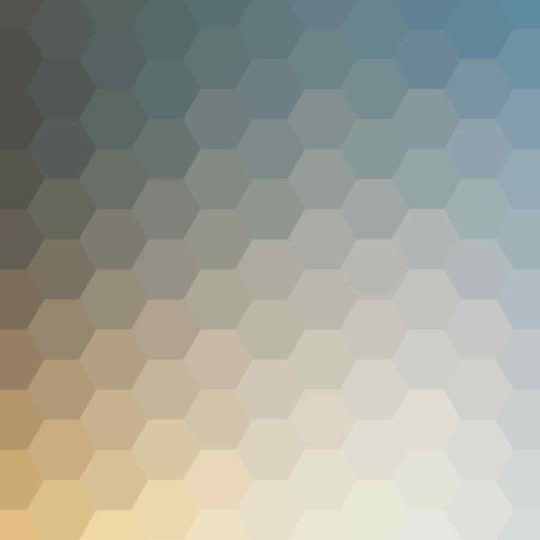 Pola biru-putih kuning Android SmartPhone Wallpaper