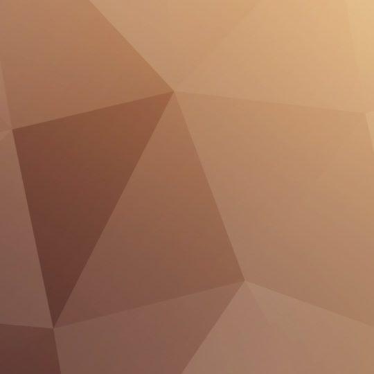 Pola merah kuning Android SmartPhone Wallpaper
