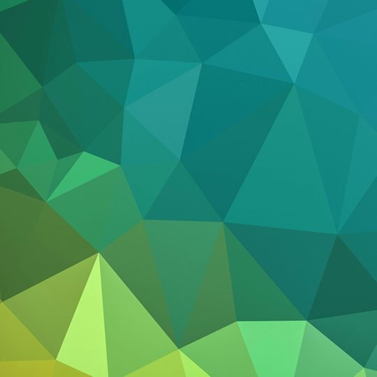 Pattern biru hijau kuning Keren Android SmartPhone Wallpaper