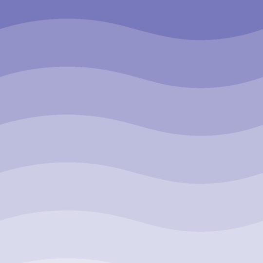 pola gradasi gelombang biru ungu Android SmartPhone Wallpaper