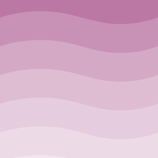 pola gradasi gelombang Berwarna merah muda Android SmartPhone Wallpaper