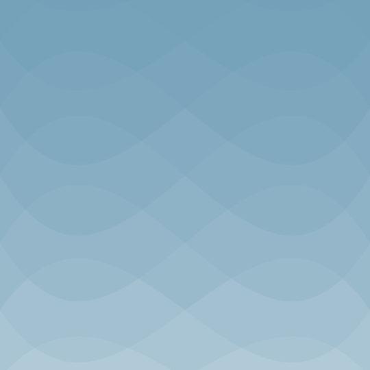 pola gradasi gelombang Biru Android SmartPhone Wallpaper