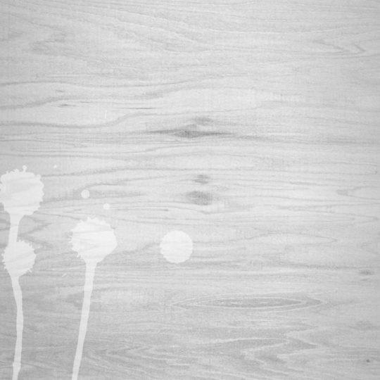 Biji-bijian kayu gradasi titisan air mata Kelabu Android SmartPhone Wallpaper