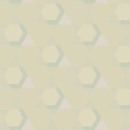 pola geometris kuning Android SmartPhone Wallpaper