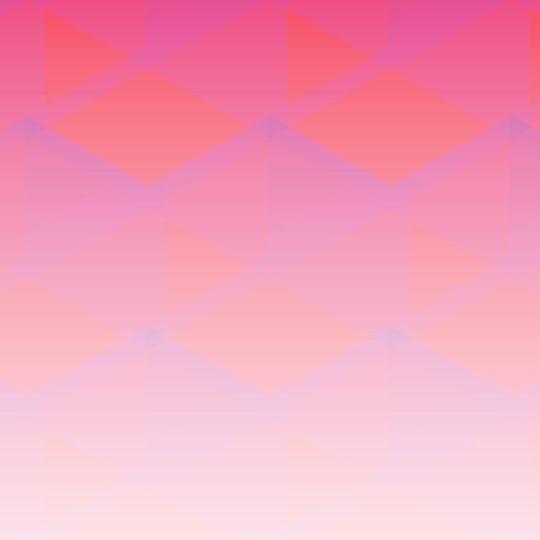 pola gradasi Merah Android SmartPhone Wallpaper