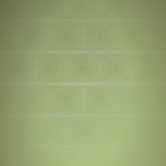 Pola gradasi persegi Kuning hijau Android SmartPhone Wallpaper