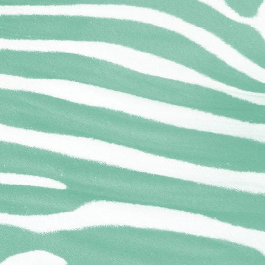 pola zebra Biru hijau Android SmartPhone Wallpaper