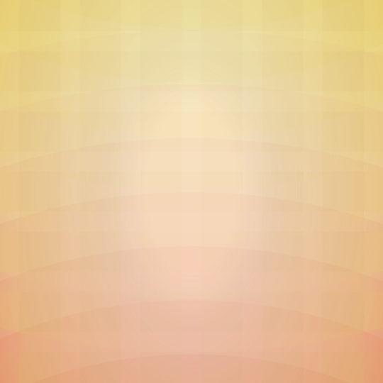pola gradasi kuning Android SmartPhone Wallpaper