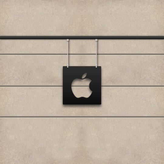 apel putih Android SmartPhone Wallpaper