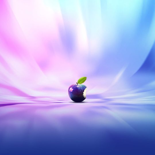 apel ungu Android SmartPhone Wallpaper