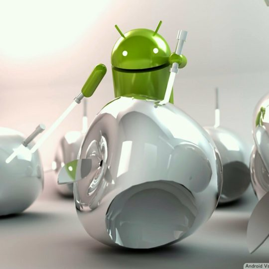 logo Android Android SmartPhone Wallpaper