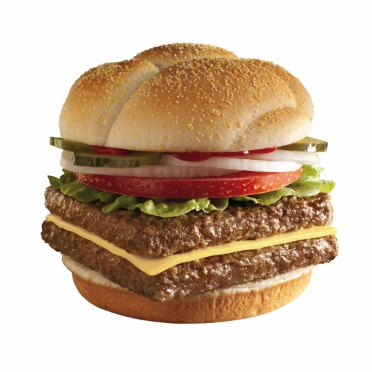 Hamburger makanan Android SmartPhone Wallpaper
