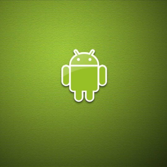 Android hijau logo Android SmartPhone Wallpaper