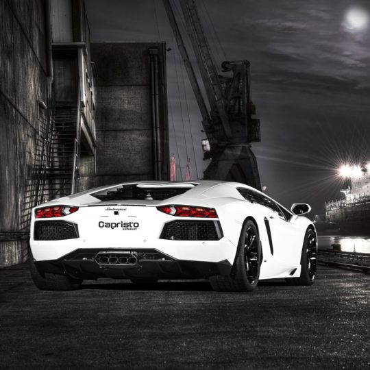 Vehicle vehicles putih Android SmartPhone Wallpaper