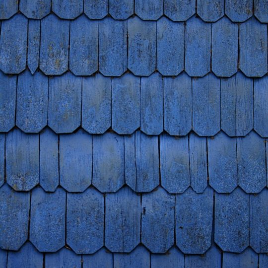Pattern biru roof Android SmartPhone Wallpaper