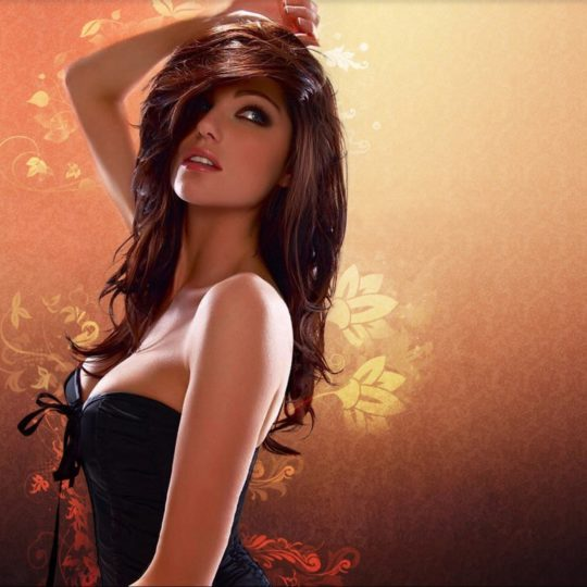 perempuan Chara Android SmartPhone Wallpaper
