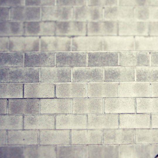 pemandangan putih brick Android SmartPhone Wallpaper