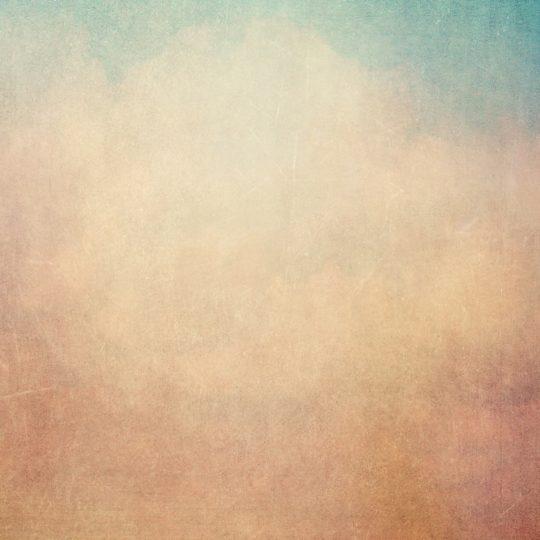 Mengaburkan gambar oranye biru Android SmartPhone Wallpaper