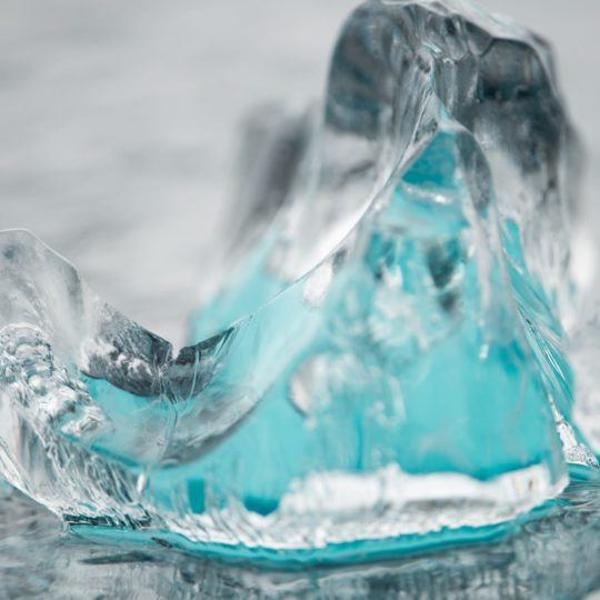 Ice blur Android SmartPhone Wallpaper
