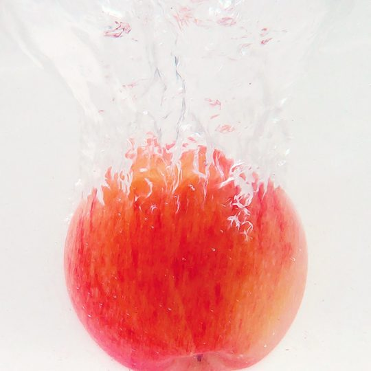 buah apel Android SmartPhone Wallpaper