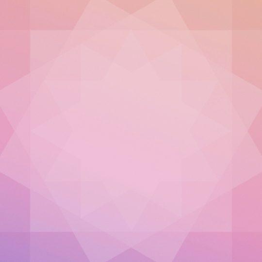 Pola merah ungu keren Android SmartPhone Wallpaper