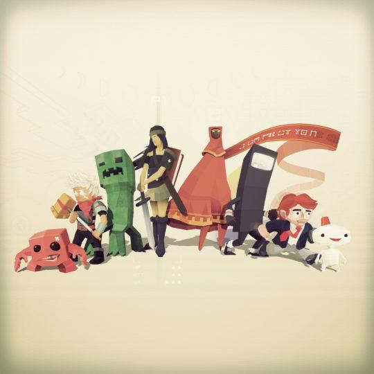 karakter Rakasa Android SmartPhone Wallpaper