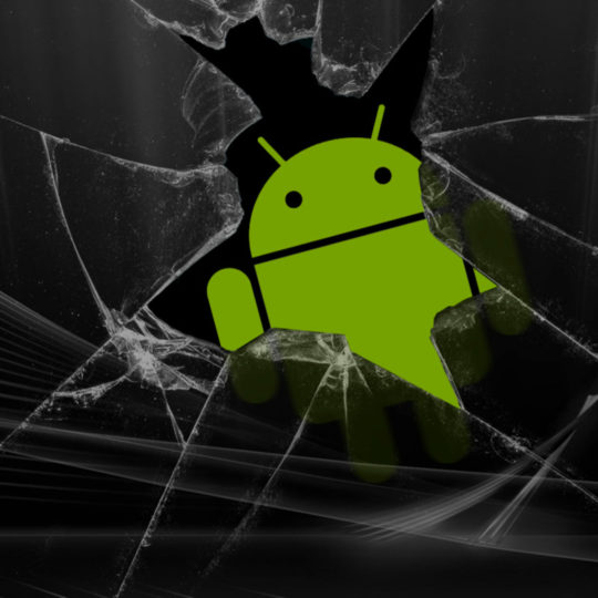 kaca logo Android Android SmartPhone Wallpaper