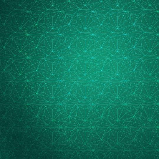 Pola hijau Keren Android SmartPhone Wallpaper