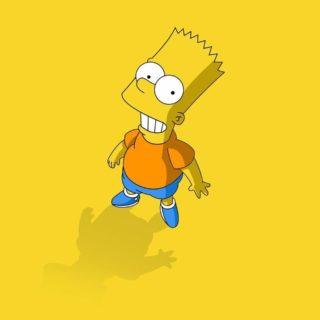 Chara Simpsons kuning