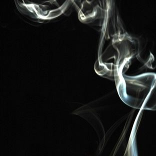Merokok Lanskap hitam Apple Watch photo face Wallpaper