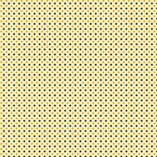 polka dot pola kuning hitam Apple Watch photo face Wallpaper