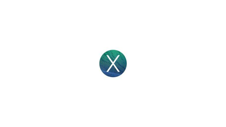 Mac OSX Mavericks putih Desktop PC / Mac Wallpaper