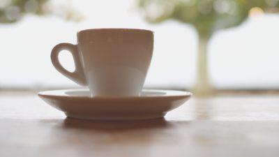 secangkir kopi interior