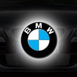 logo BMW iPad / Air / mini / Pro Wallpaper