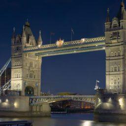 pemandangan Jembatan iPad / Air / mini / Pro Wallpaper