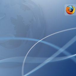 logo Firefox iPad / Air / mini / Pro Wallpaper