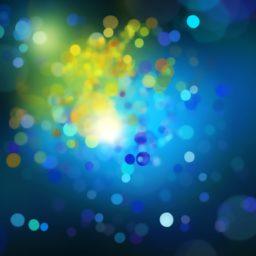 pola biru iPad / Air / mini / Pro Wallpaper