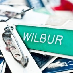 logo WILBUR iPad / Air / mini / Pro Wallpaper