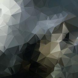 pola hitam iPad / Air / mini / Pro Wallpaper