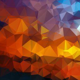 pola merah iPad / Air / mini / Pro Wallpaper