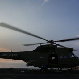langit kendaraan helikopter iPad / Air / mini / Pro Wallpaper