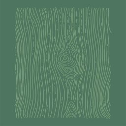 hijau ilustrasi butir iPad / Air / mini / Pro Wallpaper