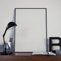 pedalamanposter meja putih iPad / Air / mini / Pro Wallpaper