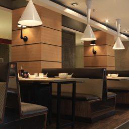 Kafe Kafe berwarna-warni iPad / Air / mini / Pro Wallpaper