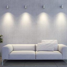 Sofa ruang putih iPad / Air / mini / Pro Wallpaper